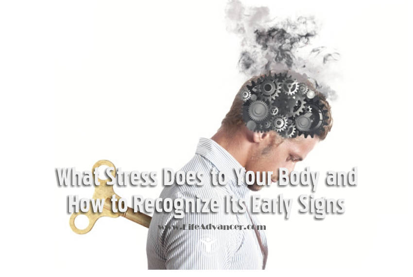Effects of Stress Health Well-Being