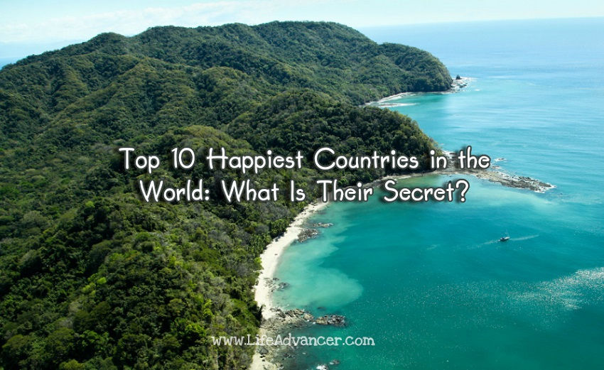 Happiest Countries World Their Secret
