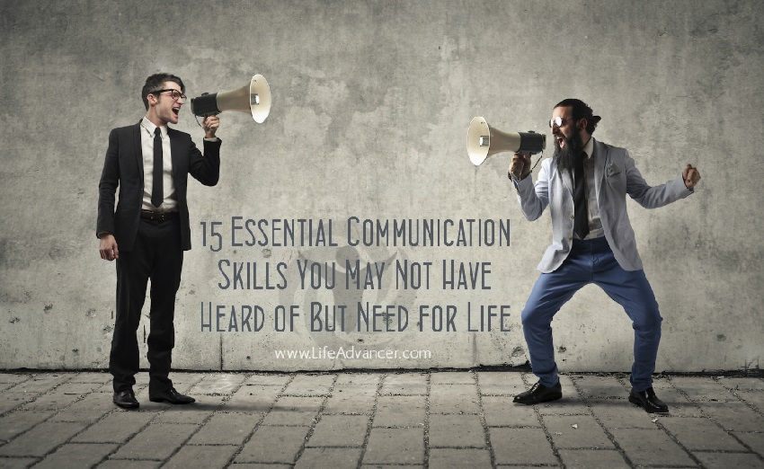 15 Essential Communication Skills You May Not Have Heard of But Need for Life