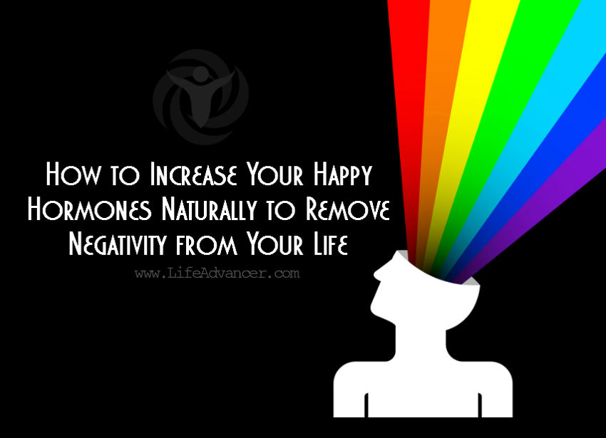 Increase Happy Hormones Naturally