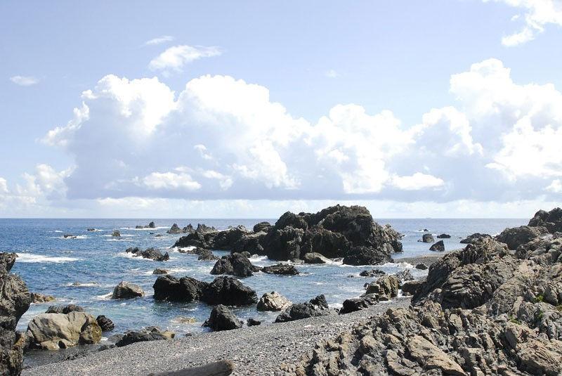 Cape muroto, Photo by T_Murakami