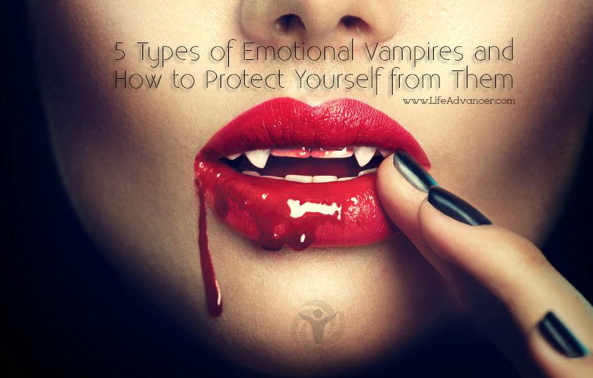 Emotional vampirism