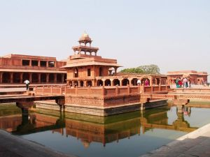 Cities in India: Fatehpur sikri, Photo by Pedro