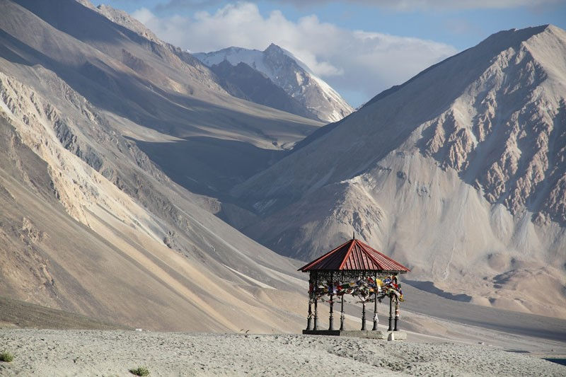 Cities in India: Pangong tso, Photo by Jeevan