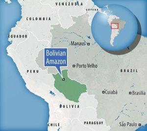 Tribe in Bolivia Healthy Heart