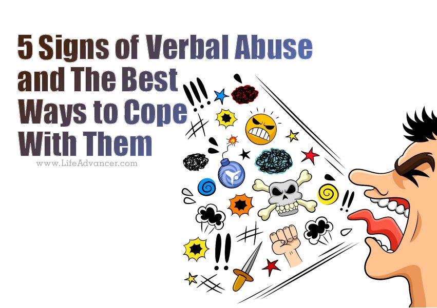 Verbal Abuse Best Ways Cope With Them