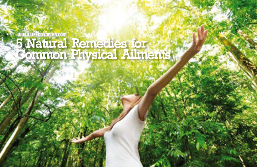 Natural Remedies Common Physical Ailments