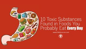 Toxic Substances in Foods