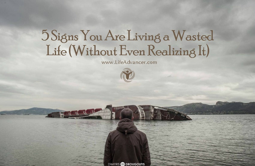wasted life