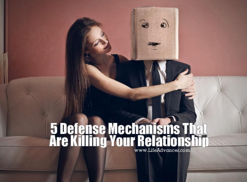 dating defense mechanisms