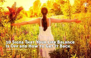 Your Life Balance