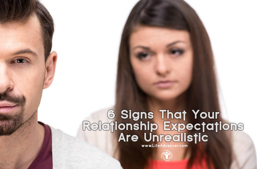 Relationship Expectations Are Unrealistic
