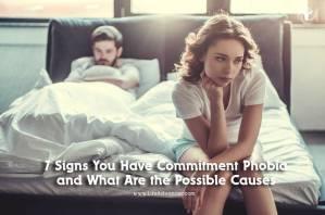 Commitment Phobia
