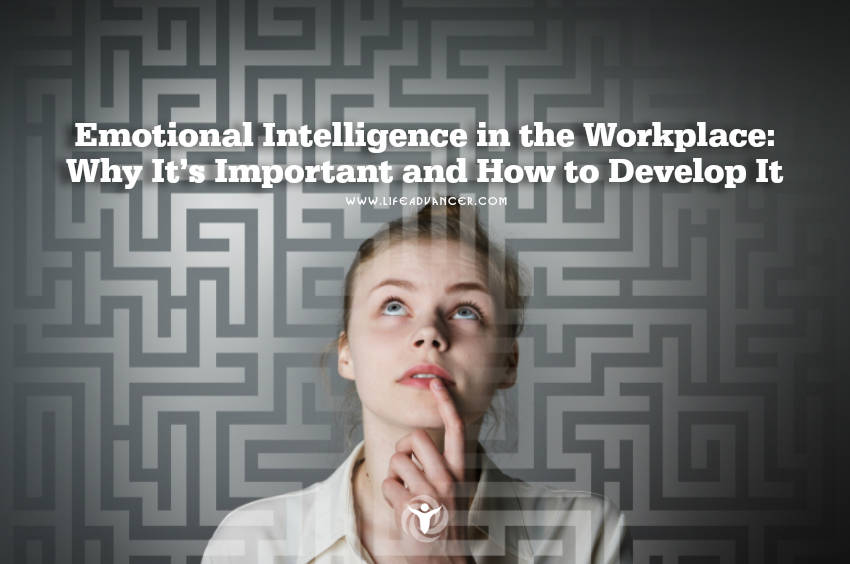 emotional intelligence in the workplace Emotional intelligence is the ability to identify and manage your own emotions and the emotions of others  become more successful at work, and more.
