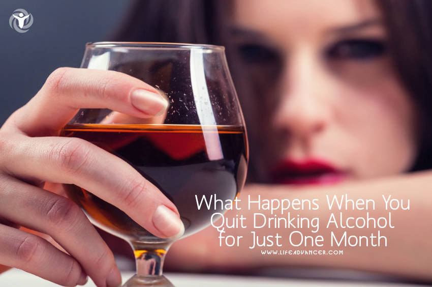 What Happens When You Quit Drinking Alcohol
