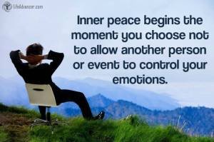 486-Inner peace begins the moment