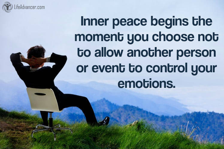 486 Inner Peace Begins The Moment