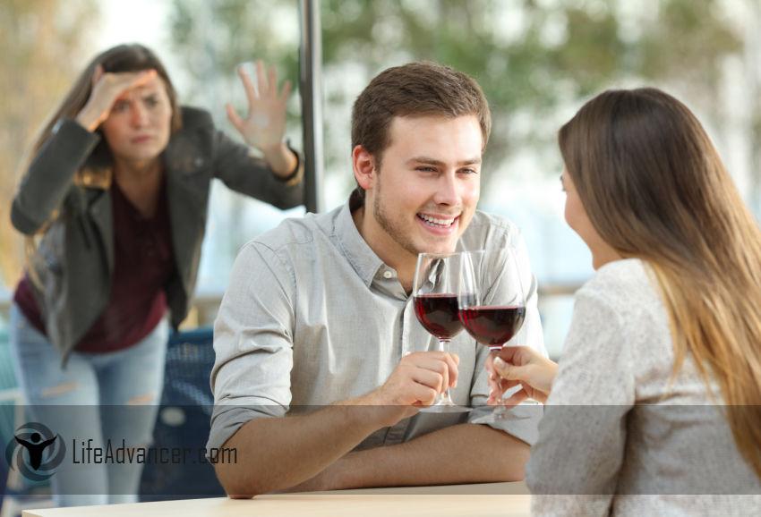 Rebounding relationships signs