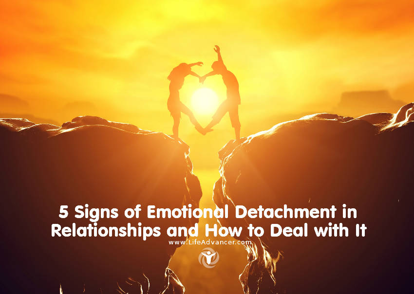 Emotional Detachment in Relationships
