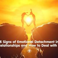 5 Signs of Emotional Detachment in Relationships and How to Deal with It