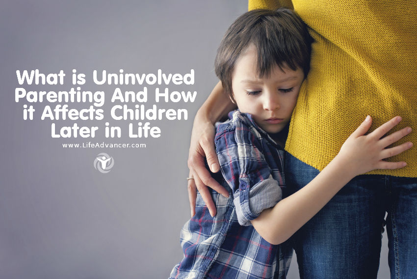 Uninvolved Parenting