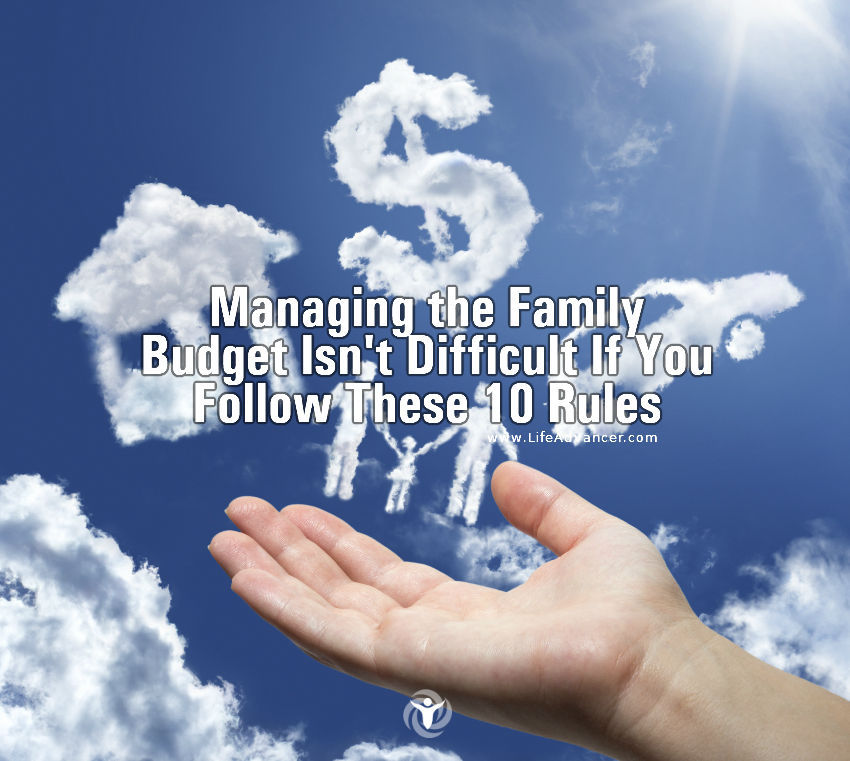 Managing Family Budget