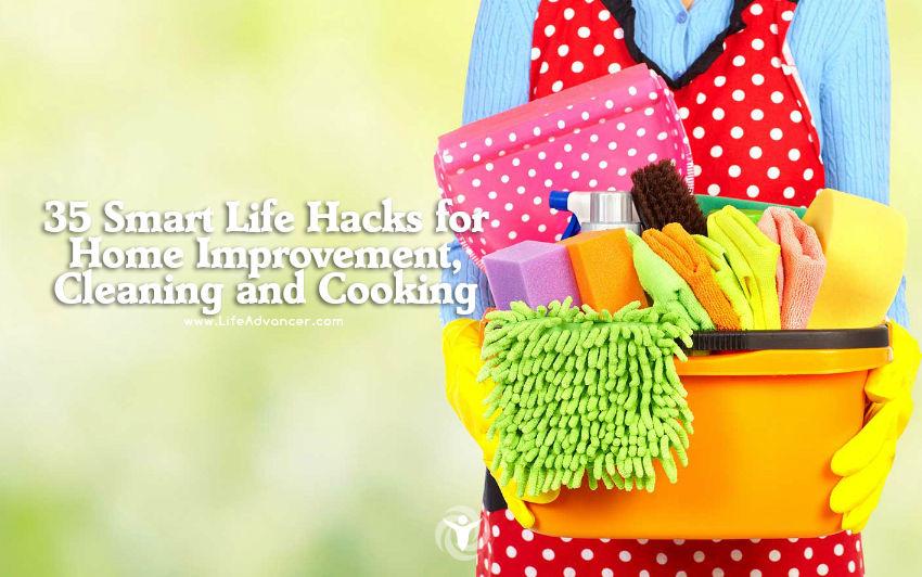 Smart Life Hacks for Home Improvement