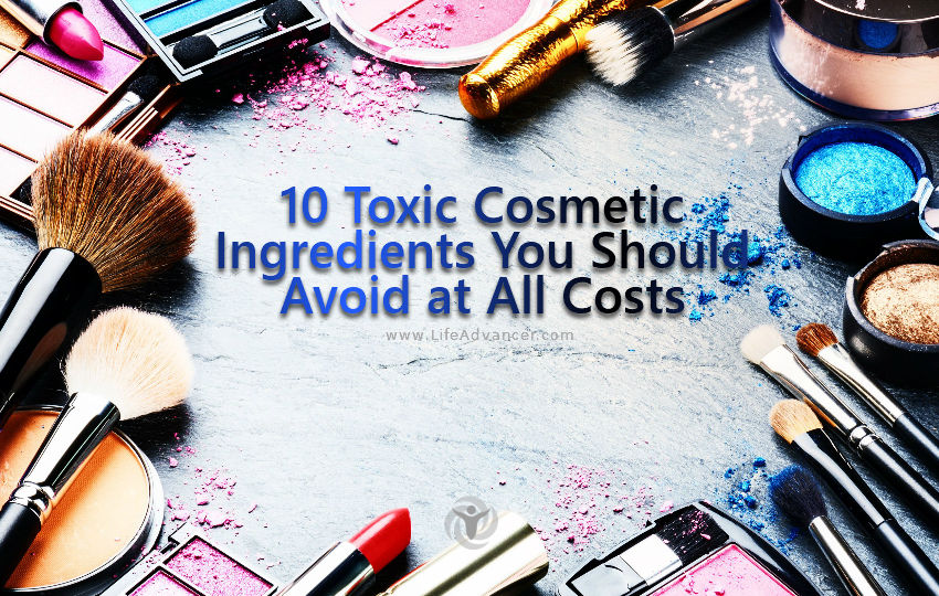 Toxic Cosmetic Ingredients