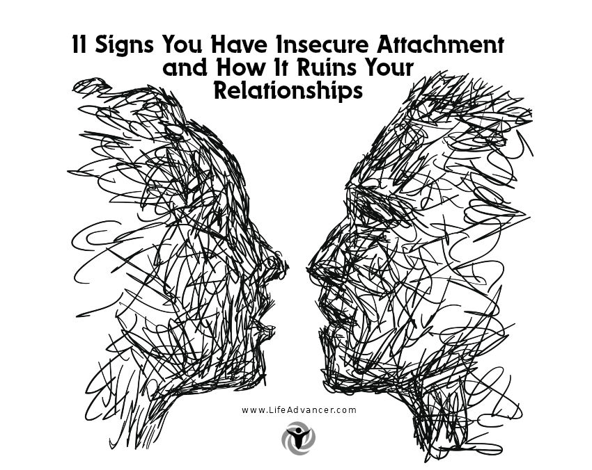 Signs You Have Insecure Attachment