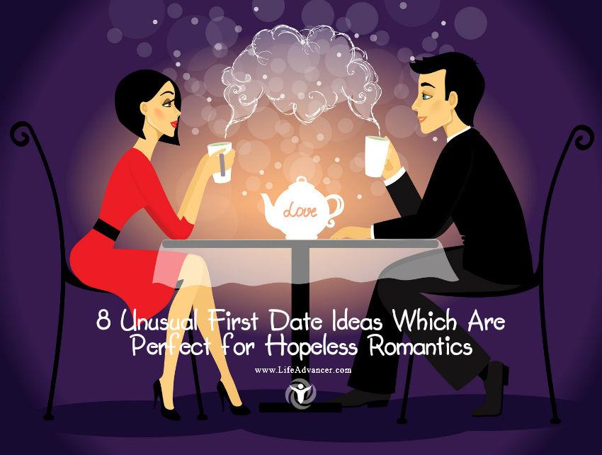 Unusual First Date Ideas