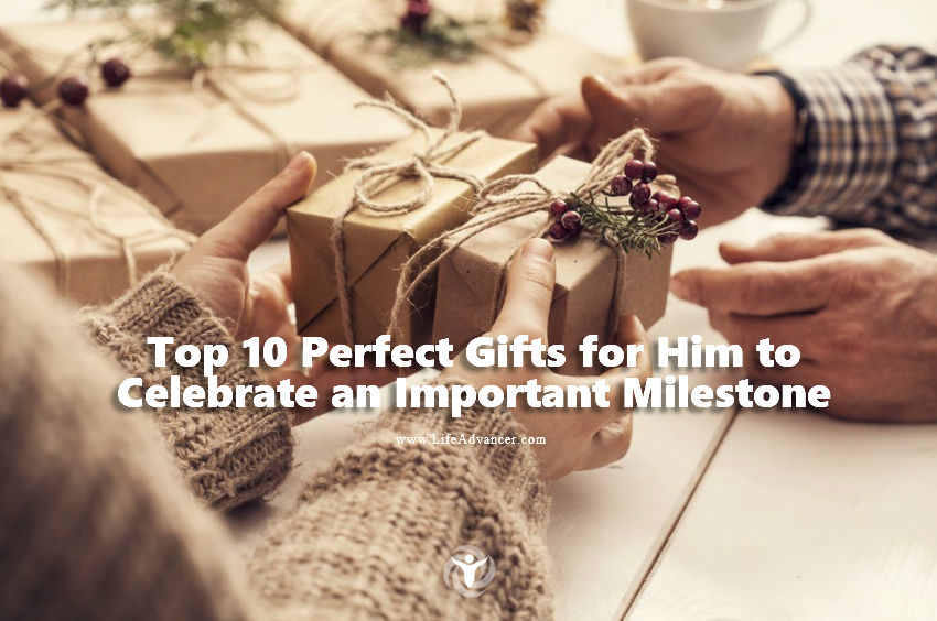 Perfect Gifts for Him