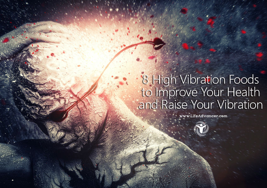 High Vibration Foods