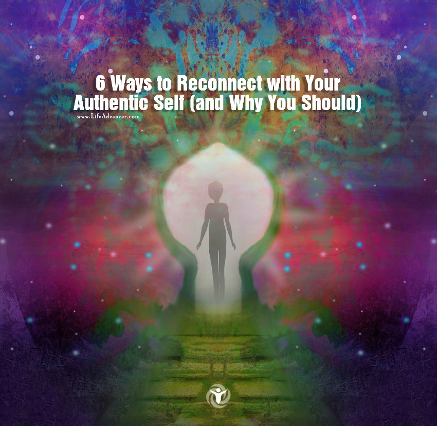 Reconnect with Your Authentic Self