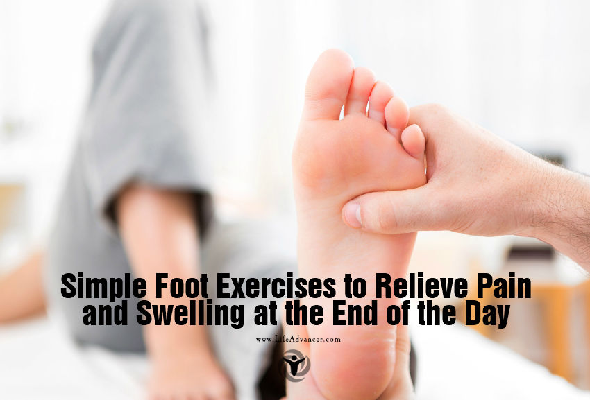 Foot Exercises to Relieve Pain
