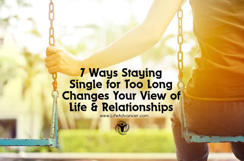 Staying Single for Too Long