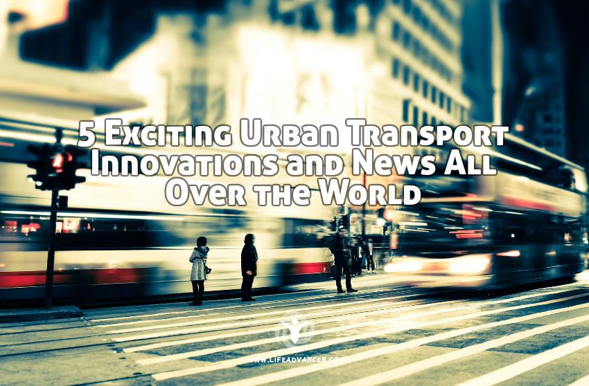 Urban Transport Innovations