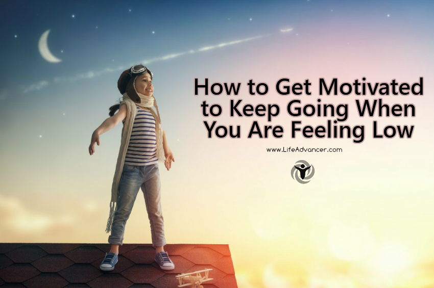 How to Get Motivated to Keep Going