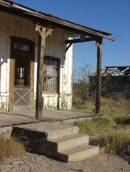 10-Orla Texas Ghost Town