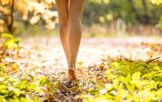 earthing benefits practice