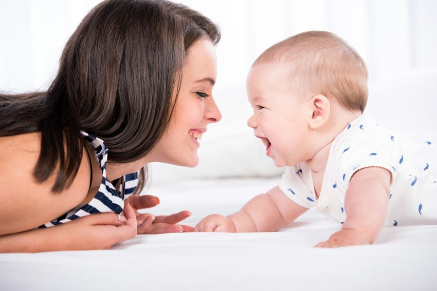 Learning the body language of your baby