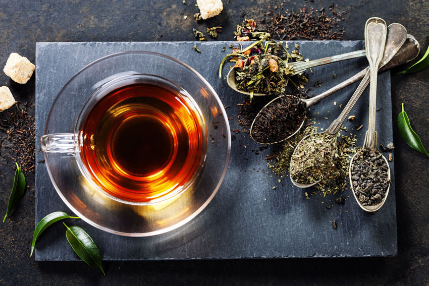Types of Herbal Tea with Medicinal Properties