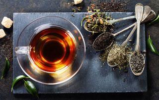 Types of Herbal Tea with Medicinal Properties