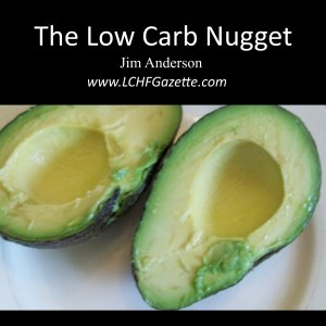 Low Carb Nugget podcast cover