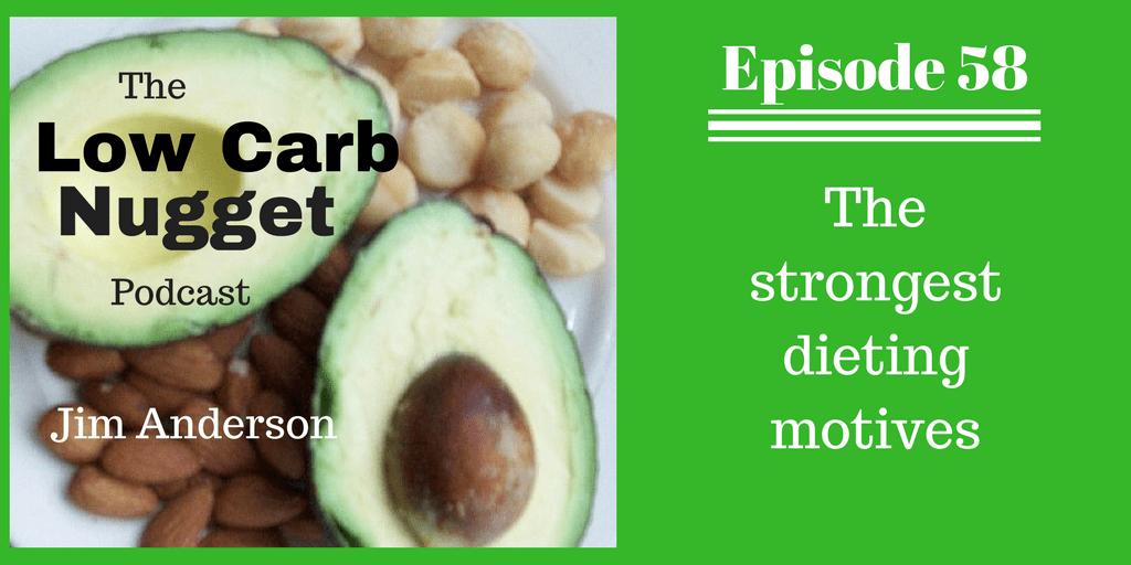 Strongest dieting motives