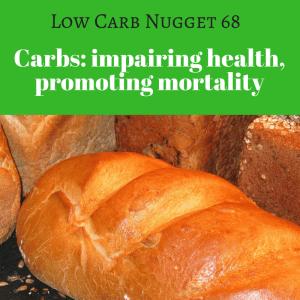carbs impairing health