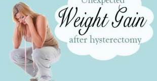 Unexpected weight gain after hysterectomy – Is it possible to avoid it?