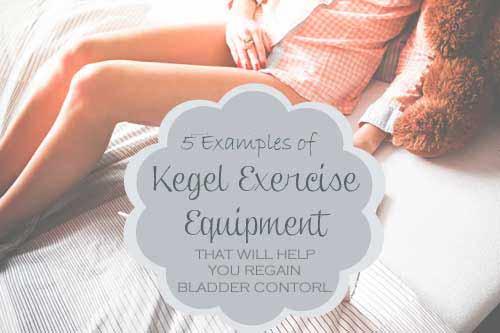 Kegel exercise equipment