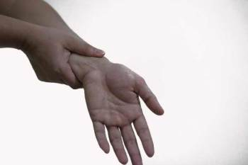 joint pain in hand