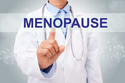 menopause after hysterectomy