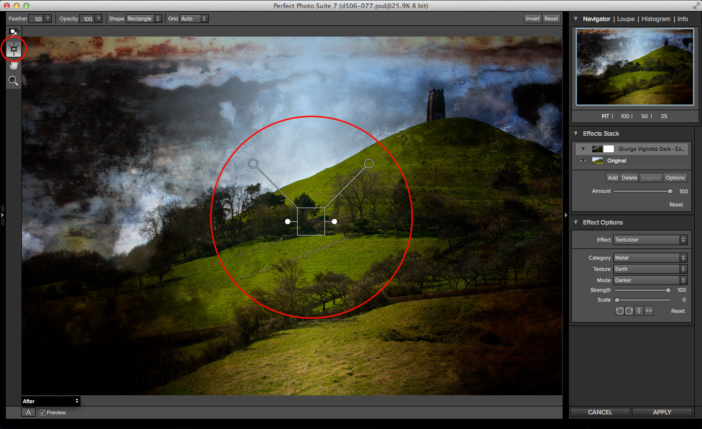 OnOne Software Perfect Effects Masking Bug